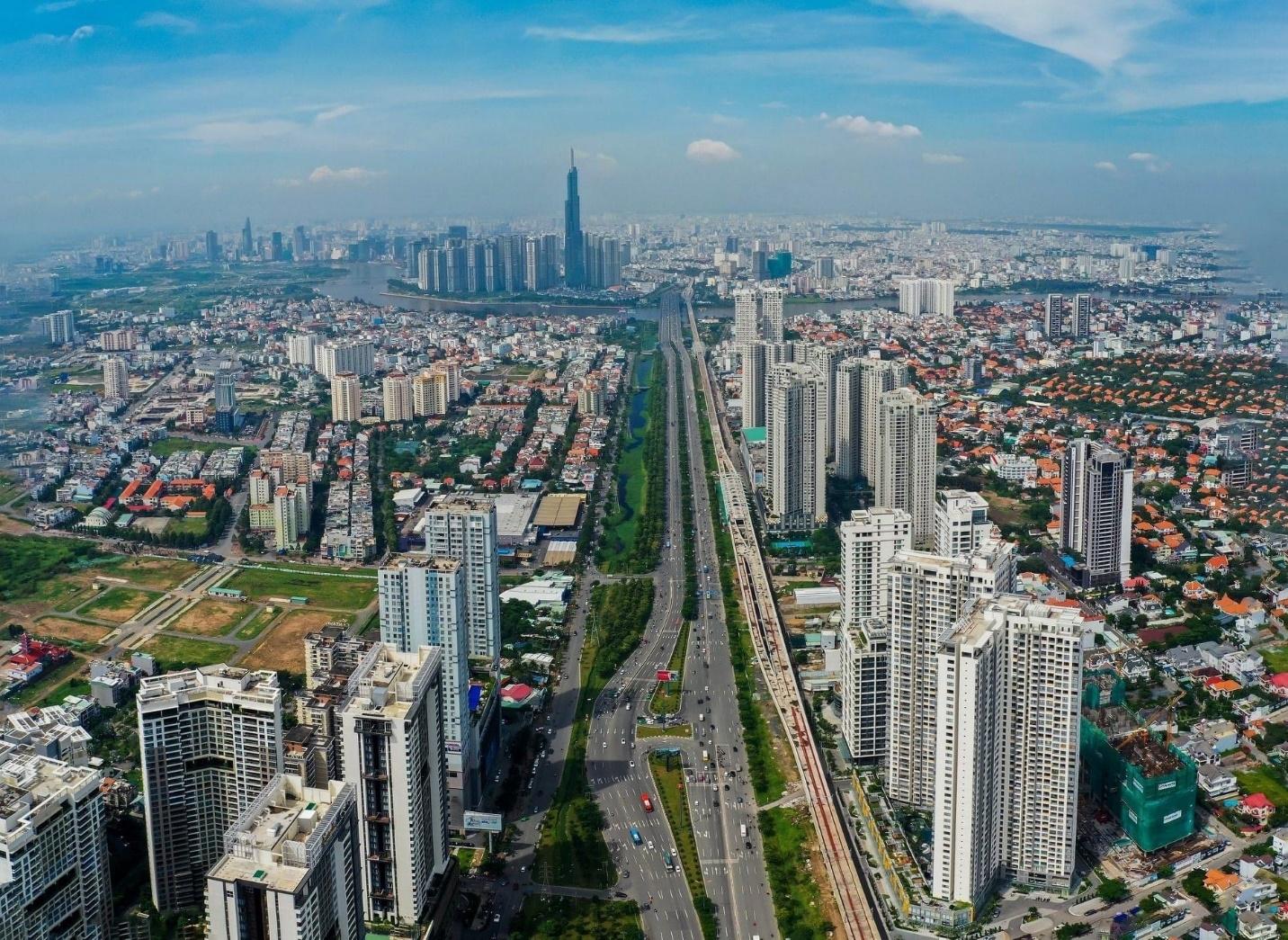 Thành phố Thủ Đức sẽ là một trong những điểm nóng đầu tư chính tại Thành phố Hồ Chí Minh