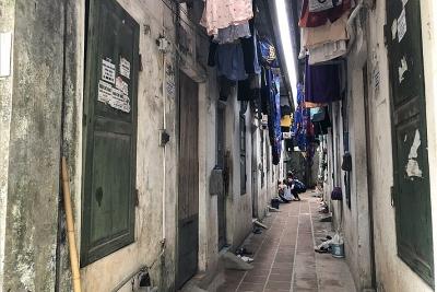 Ô nhiễm, mất vệ sinh nơi nhà trọ công nhân
