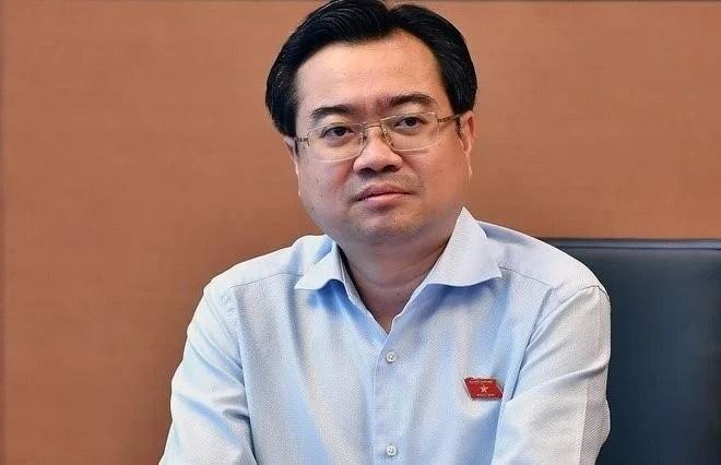 Thủ tướng Chính phủ trình Quốc hội phê chuẩn Thứ trưởng Nguyễn Thanh Nghị giữ chức Bộ trưởng Bộ Xây dựng