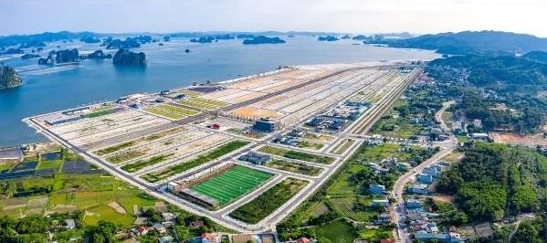 Siết chặt quản lý giá đất, bất động sản tại Vân Đồn
