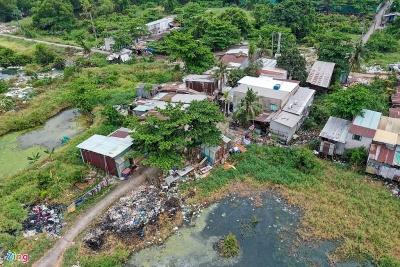 Cuộc sống người dân tại các dự án treo khu Nam Sài Gòn