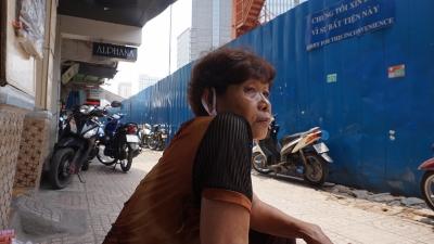 'Cung đường vàng' chờ giải phóng 'lô cốt' sau 7 năm