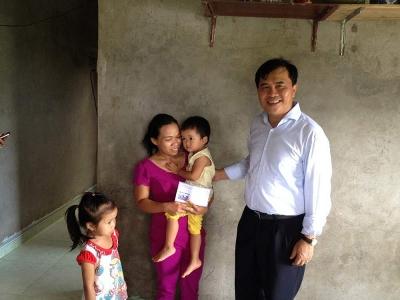 Quảng Trị: Tỷ lệ thực hiện đề án hỗ trợ nhà ở cho hộ nghèo còn thấp