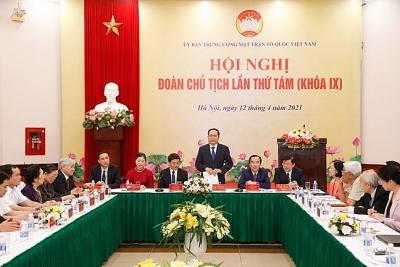 Đồng chí Đỗ Văn Chiến được giới thiệu giữ cương vị mới