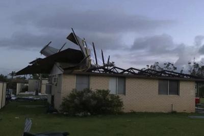 Bão Seroja tàn phá bờ biển Tây Australia, 20.000 ngôi nhà bị mất điện