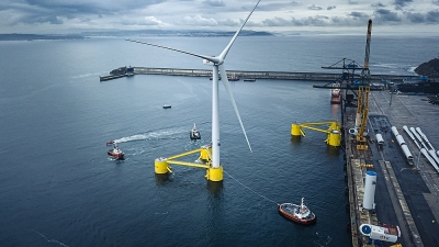 Điện gió toàn cầu cần tăng trưởng gấp 3 trong thập kỷ tới để thế giới đạt mục tiêu không phát thải