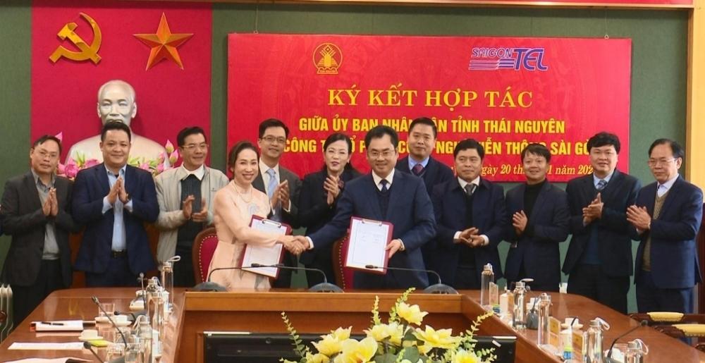 Thái Nguyên: Chọn SAIGONTEL làm chủ đầu tư xây dựng hạ tầng kỹ thuật đối với 3 Cụm công nghiệp tại Phổ Yên và Sông Công