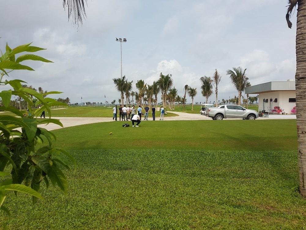 Quảng Ninh: Khánh thành sân golf Tuần Châu