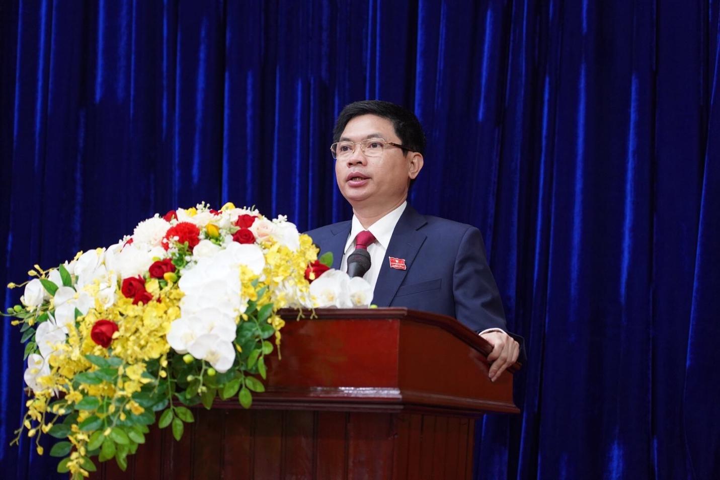 """Chủ tịch UBND tỉnh Hà Nam Trương Quốc Huy: """"Hà Nam sẽ kêu gọi các nhà đầu tư có kinh nghiệm, tiềm năng về đầu tư phát triển nhà ở xã hội"""""""