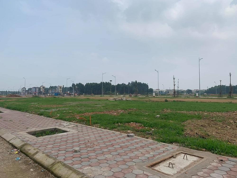"""Bắc Giang: Đẩy nhanh tiến độ và chấn chỉnh tình trạng """"bán lúa non"""" tại các dự án khu đô thị, khu dân cư"""