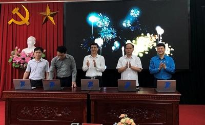 Liên đoàn Lao động tỉnh Thái Nguyên khai trương phòng họp trực tuyến