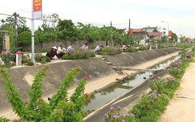 Hà Nam: Xây dựng Nông thôn mới để nông thôn xanh - sạch và giàu đẹp hơn
