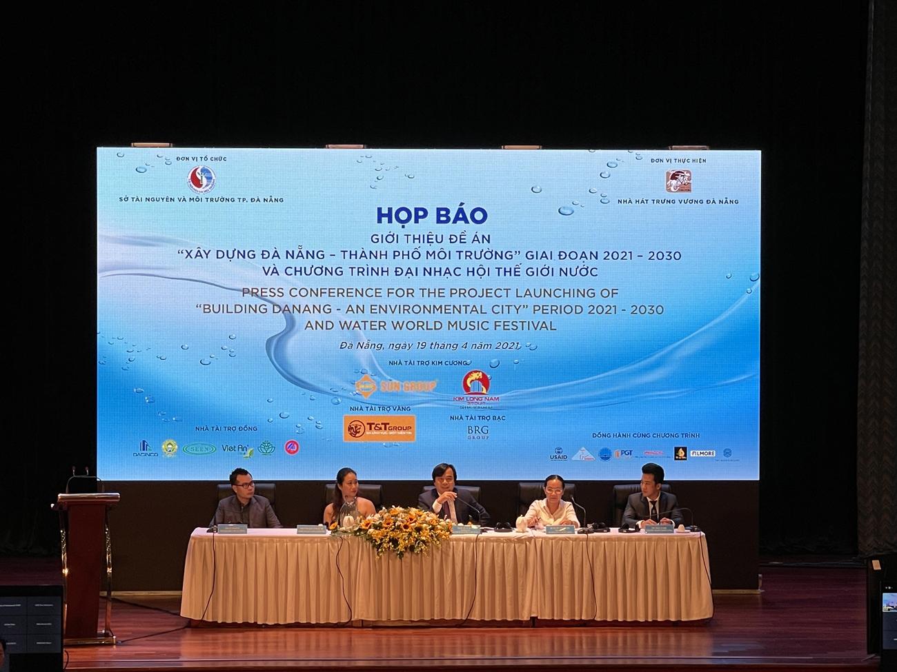 Đà Nẵng: Dùng 15.000 tỷ đồng để thực hiện đề án xây dựng Thành phố môi trường giai đoạn 2021 - 2030