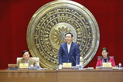 Chủ tịch Quốc hội: Ủy ban Tư pháp tiếp tục phát huy vai trò nòng cốt