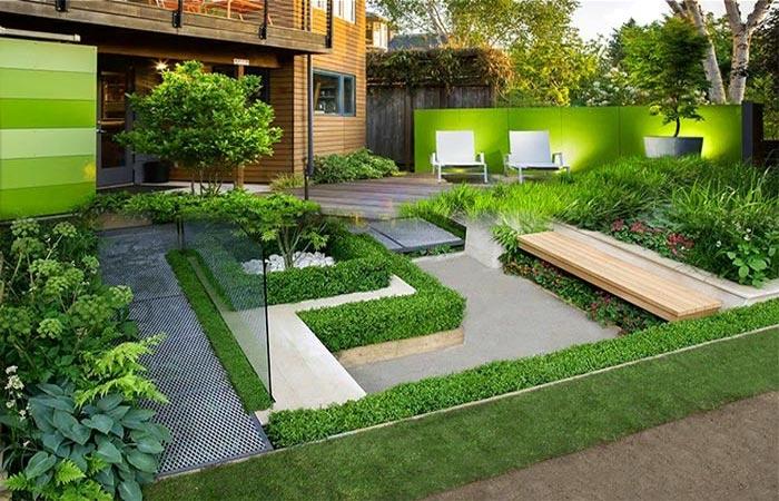 Những điều cần lưu ý khi thiết kế sân vườn