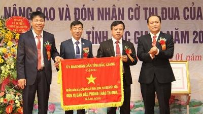Bắc Giang: Huyện Việt Yên phát triển tiên phong đi đầu xây dựng Nông thôn mới