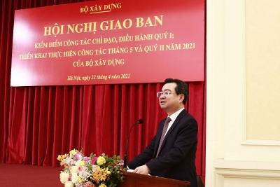 Bộ trưởng Nguyễn Thanh Nghị chỉ đạo quan điểm, định hướng, nguyên tắc làm việc trong nhiệm kỳ 2021 - 2025