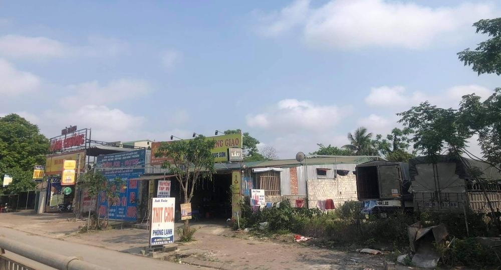 Thanh Hóa: Nhiều công trình xây dựng trái phép trên đất nuôi trồng thủy sản
