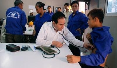 Đến 2025, 80% lao động các KCN bị TNLĐ được theo dõi sức khỏe điện tử