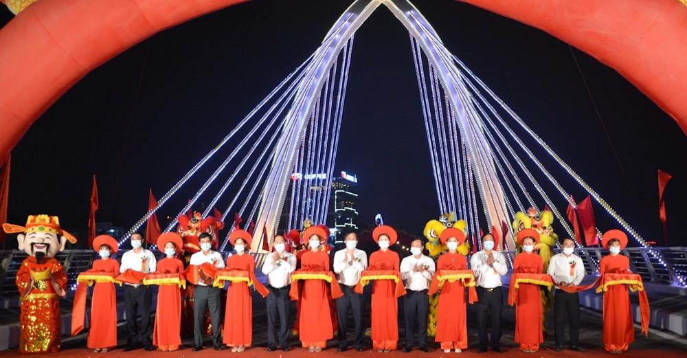 Phú Thọ: Khánh thành cầu Tiên Dung có tổng mức đầu tư hơn 76,5 tỷ đồng