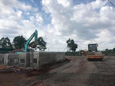 Giá vật liệu xây dựng tăng cao, doanh nghiệp Đắk Lắk gặp khó