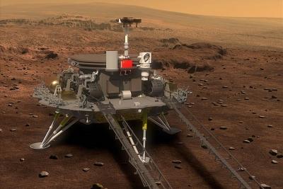 Công nghệ khác biệt nổi trội của tàu thăm dò sao Hỏa Trung Quốc