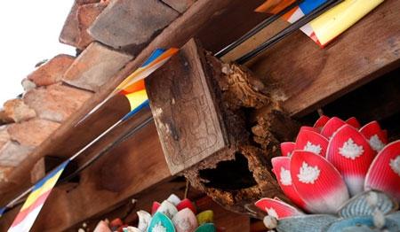 Hoàn thành tu bổ, tôn tạo chùa Một Cột - Diên Hựu trước ngày 30/6/2013