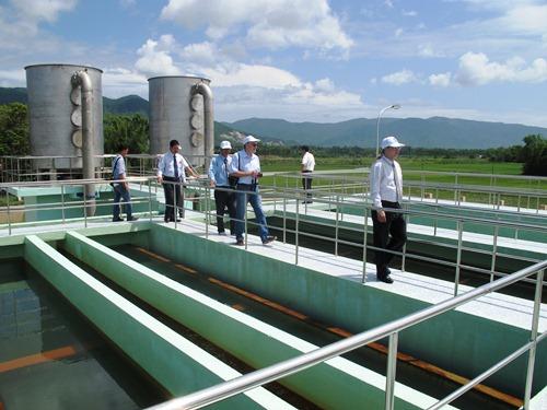Điều chỉnh tổng dự toán dự án cấp nước và vệ sinh