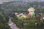 Khu đô thị Ecopark thu hút lượng khách kỷ lục dịp nghỉ lễ 30/4