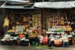 Chợ quê dân dã duy nhất còn sót lại giữa lòng phố cổ Hà Nội