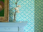 Bài trí ngôi nhà đón hè với màu xanh ngọc lam