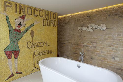 192058baoxaydung image010 Cùng nhìn qua những bức tường gạch tuyệt đẹp cho phòng tắm