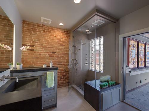 192058baoxaydung image015 Cùng nhìn qua những bức tường gạch tuyệt đẹp cho phòng tắm