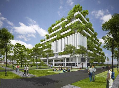 Giải pháp phát triển nhiều công trình xanh với Tiêu chuẩn EDGE