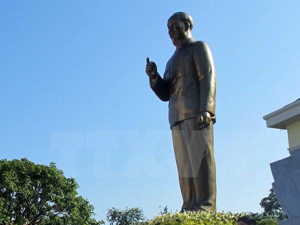 Khẩn trương hoàn thiện Quy hoạch Tượng đài Chủ tịch Hồ Chí Minh