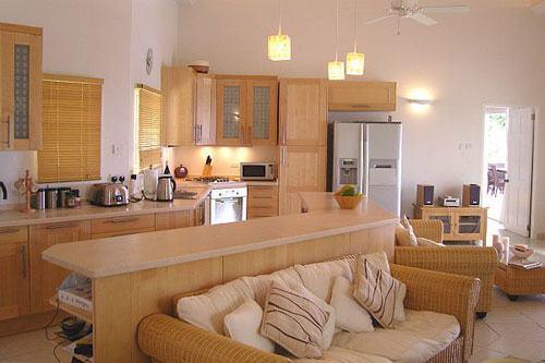 202629baoxaydung image004 Chía sẻ những cách tích hợp phòng bếp vào phòng khách thông minh
