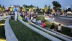 Ý tưởng quy hoạch mới: Thành phố có nhiều chỗ ngồi