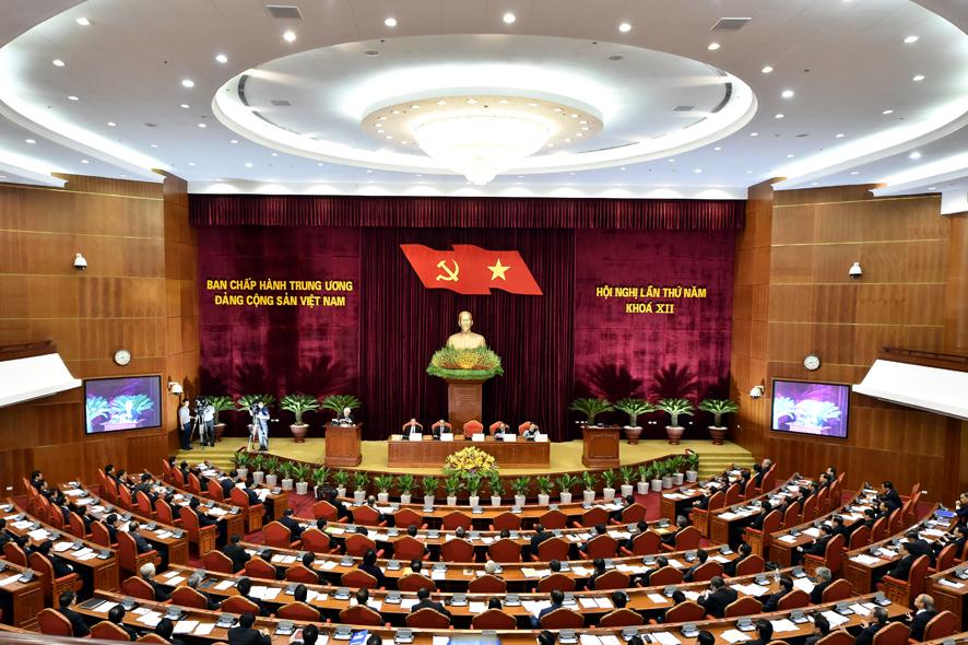Hội nghị Trung ương 5 và kỳ vọng đột phá thể chế