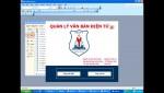 Quản lý văn bản và hồ sơ điện tử