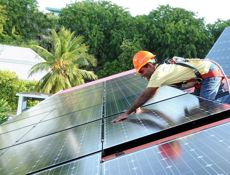 Đức hỗ trợ Việt Nam phát triển nguồn năng lượng mặt trời
