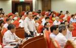 Hội nghị Trung ương đầu tiên được tường thuật các phiên thảo luận