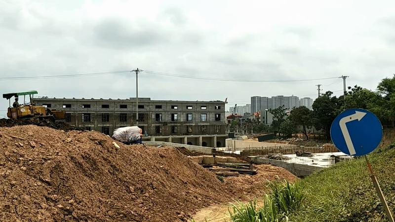 Dự án Trạm bơm Yên Nghĩa (Hà Đông): Thi công lún nứt nhà dân, khó đảm bảo tiến độ