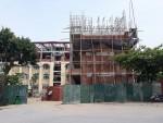 Nghệ An: Trường Đại học Vinh ngang nhiên xây dựng công trình không phép vượt quá 2 tầng