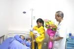 Vĩnh Phúc: Bệnh viện Hữu nghị Lạc Việt chào đón em bé thứ 3.500