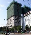 """TP Vinh (Nghệ An): Sai phạm rồi tái phạm trong xây dựng vẫn """"ngang nhiên"""" thi công"""