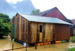 Chủ động bố trí ngân sách hỗ trợ hộ nghèo xây dựng nhà ở phòng, tránh bão
