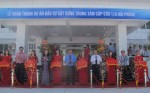 Khánh thành Trung tâm cấp cứu 115 Hải Phòng