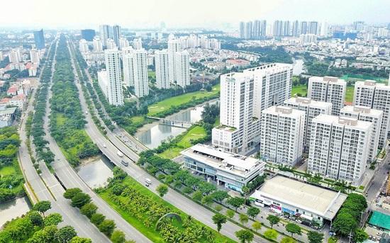 Thị trường bất động sản làm tăng nhu cầu tiêu thụ vật liệu xây dựng