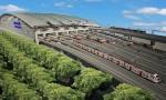 Thái Lan xây nhà ga xe lửa lớn nhất Đông Nam Á