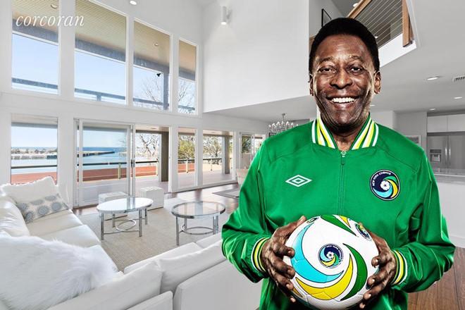 Biệt thự ven biển từng thuộc sở hữu của huyền thoại bóng đá Pelé